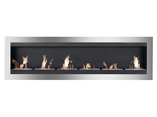 Ignis Maximum Wall Mount Ventless Ethanol Fireplace