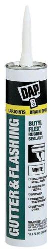 Dap 27062 Butyl-Flex Gutter and Flashing Caulk