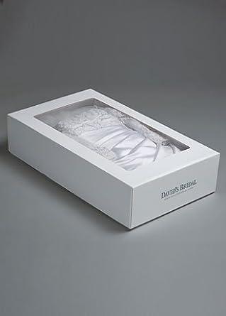 David 39 s bridal wedding gown preservation kit style for Wedding dress preservation kit
