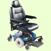 Electric Wheelchair Motors 7431