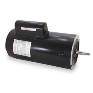 2 Hp 3450/1725Rpm 56J Frame 230 Volts 2 Speed Swimming Pool Pump Motor - Ao Smith Electric Motor #