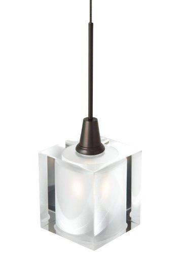 LBL Lighting Mono-Tel Wall Satin Nickel Finish Wall Sconce HPTELSC1A50MPT