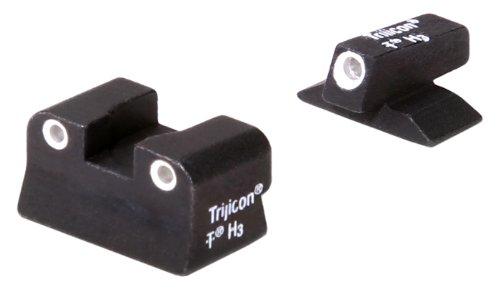 Trijicon Beretta 3 Dot Green Front & Green Rear Night Sights