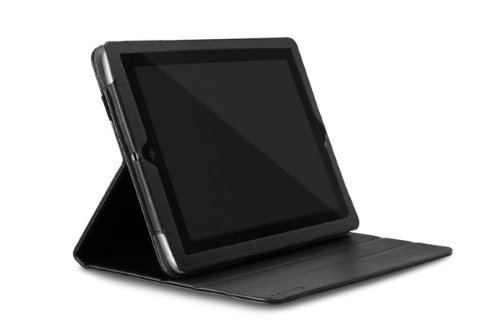 Incase CL57923 Book Jacket for iPad 2 - Black