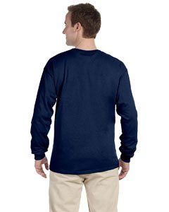 Jerzees Men's Cotton Long-Sleeve T-Shirt