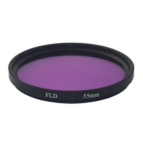 Leadasy New 55Mm Fld Fluoroscopic Filter For 55Mm Cameras Lens