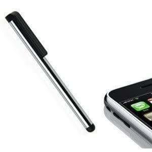 Pennino per touch screen ARGENTO per Sony Ericsson XPERIA PLAY CDMA