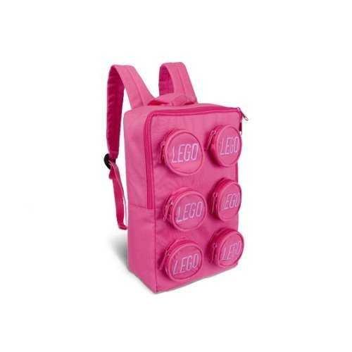 レゴ リュック バックパック  ピンク  小物入れ