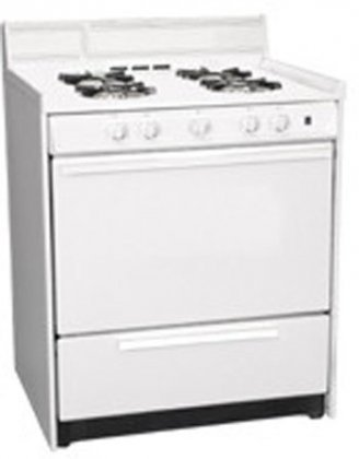 Brown-WNM210-7-30-Inch-Gas-Range-Standard-Broiler-White