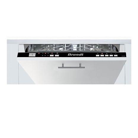 Brandt VS 1009 J Lave Vaisselle Encastrable 45 cm 9 Couverts 47 dB Classe: A