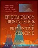 img - for Epidemiology, Biostatistics, and Preventive Medicine book / textbook / text book