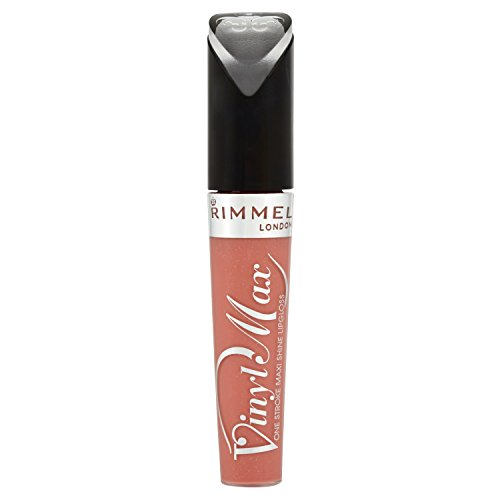Rimmel Vinyl Max One Stroke Maxi Shine Lipgloss 8ml - 701 Outrageous