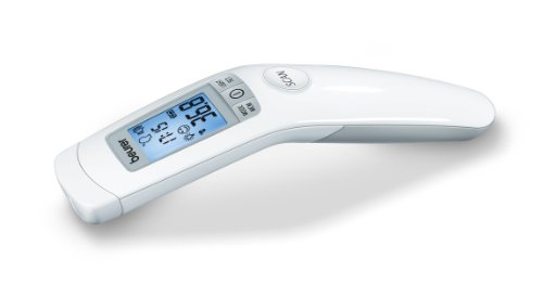 Ft90 Non Contact Clinical Thermometer, White 50711 By Beurer