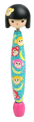 Kids Preferred Kimmidoll Junior Bobblehead Pen, Leila