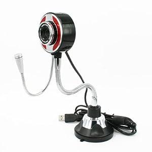 Flexible 5.0 Megapixel USB PC Camera Webcam