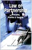 Law of Partnership (principles, Practice and Taxation): with Supplement 2003 (8170127130) by Singh, Avtar