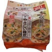 リセットボディ 体にやさしい鯛&松茸雑炊 5食 1袋