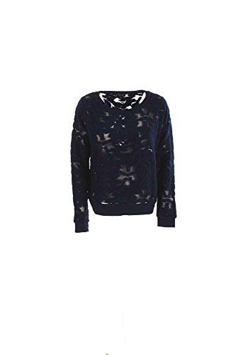 Maglia Donna Armani Jeans 6X5M04 5J07Z Blu Autunno/Inverno Blu 50