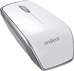 Envent ET-MNB056-WH USB 2.0 Wireless Mouse (White)
