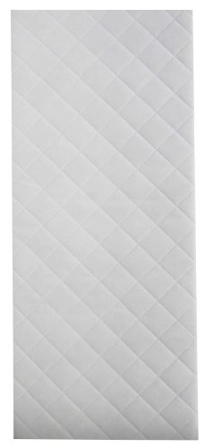 Babies Firsts 84X43X4Cm Quilted Foam Crib Mattress back-938113