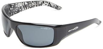 Arnette Hot Shot AN4182 Wrap Polarized Sunglasses by Arnette
