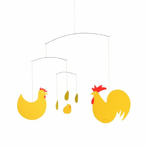 Flensted Mobiles Nursery Mobiles, Easter Mobile
