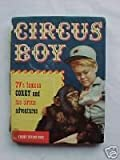 img - for Circus Boy Annual UK 1959 Starring Micky Dolenz From The 'Monkees'. book / textbook / text book