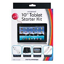 Digital Gadgets 10-Inch Universal Tablet Starter Kit (DGTAB10USK) (Universal Starter Kit For Ipad compare prices)
