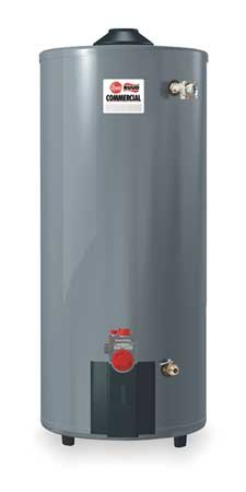75 gal. Commercial Gas Water Heater, NG, 75, 100 BtuH (Rheem Draft Hood compare prices)