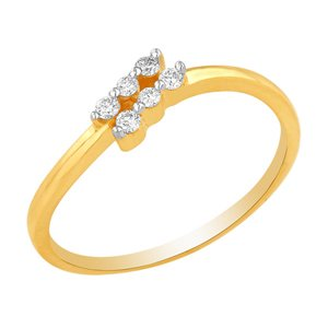 D'damas Diamond Ladies Ring DDR02793