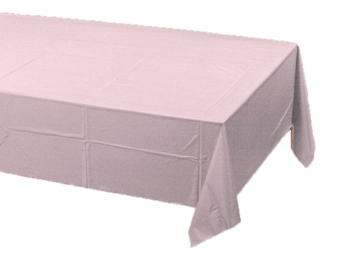 Creative Converting Paper Banquet Table Cover, Classic Pink