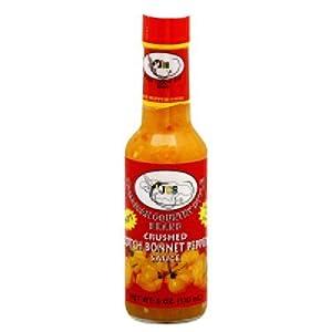 Amazon.com : JCS Scotch Bonnet Pepper Sauce 5 oz : Hot Sauces