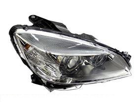 Mercedes w204 Headlight assy (Bi-Xenon) RIGHT headlamp driving lamp lamps C 300 350
