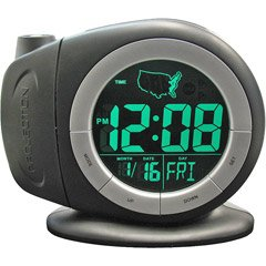 Elgin ELTRC TIME RDY LCD PRJCTR CLOCKELGIN (Personal & Portable / Clocks)