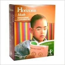 Horizons Math: Home School Curriculum Kit, Grade 5 (Lifepac)