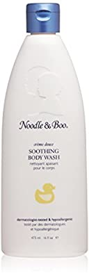 Noodle & Boo Soothing Body Wash, 16 Fluid Ounce
