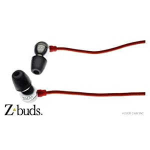 ZAGG  Z.buds Headphones (Red)