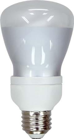 GE Lighting 24691 Energy Smart CFL 11-Watt (45-watt replacement) 400-Lumen R20 Floodlight Bulb with Medium Base, 1-Pack