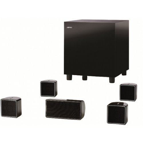 Jamo A102 HCS6 Home Cinema Speaker System - Black