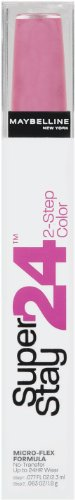 Maybelline New York Superstay 24 2-step Lipcolor Blush On 105