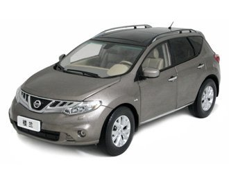Nissan Murano (2011) Diecast Model Car (Nissan Murano Cast compare prices)