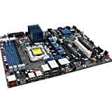 Intel DX58SO ATX Desktop Motherboard - Nehalem i7 Core - Socket 1366, PCI-e 2.0, DDR3 1066/1333/1600, SATA I/II/RAID, 3 Year Warranty, Retail, Boxedby Intel