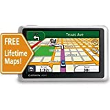 Garmin USA, Nuvi 1300 Lifetime Maps Bundle (Catalog Category: Navigation / Vehicle GPS Units)