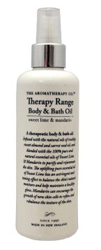 ボディ&バスオイル 180ml 9420005325013 The Aromatherapy Company Therapy Range