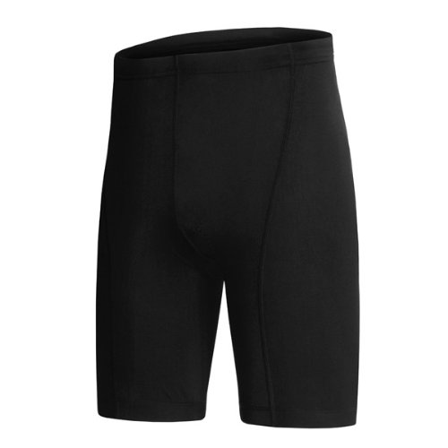 Image of Canari Tri Cycling Shorts (For Men) - BLACK (B005F8A8IG)