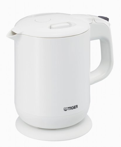 Tiger Child Hopefully Electric Kettle (0.8 L) White Pcg-A080-W By Tiger