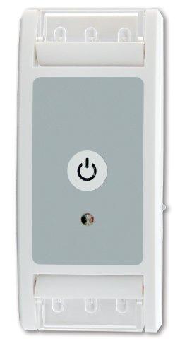 Rite Lite Lpl1055 3-In-1 Rechargeable Led Night Light / Flashlight / Emergency Light, White