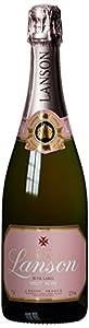 Lanson Champagne Rosé Label Non-Vintage Gift Box 75 cl