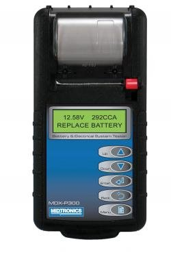 Midtronics (Mdx-P300) Battery And Electrical System Analyzer