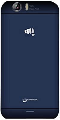 Micromax Canvas Turbo A250 (Blue, 16 GB)